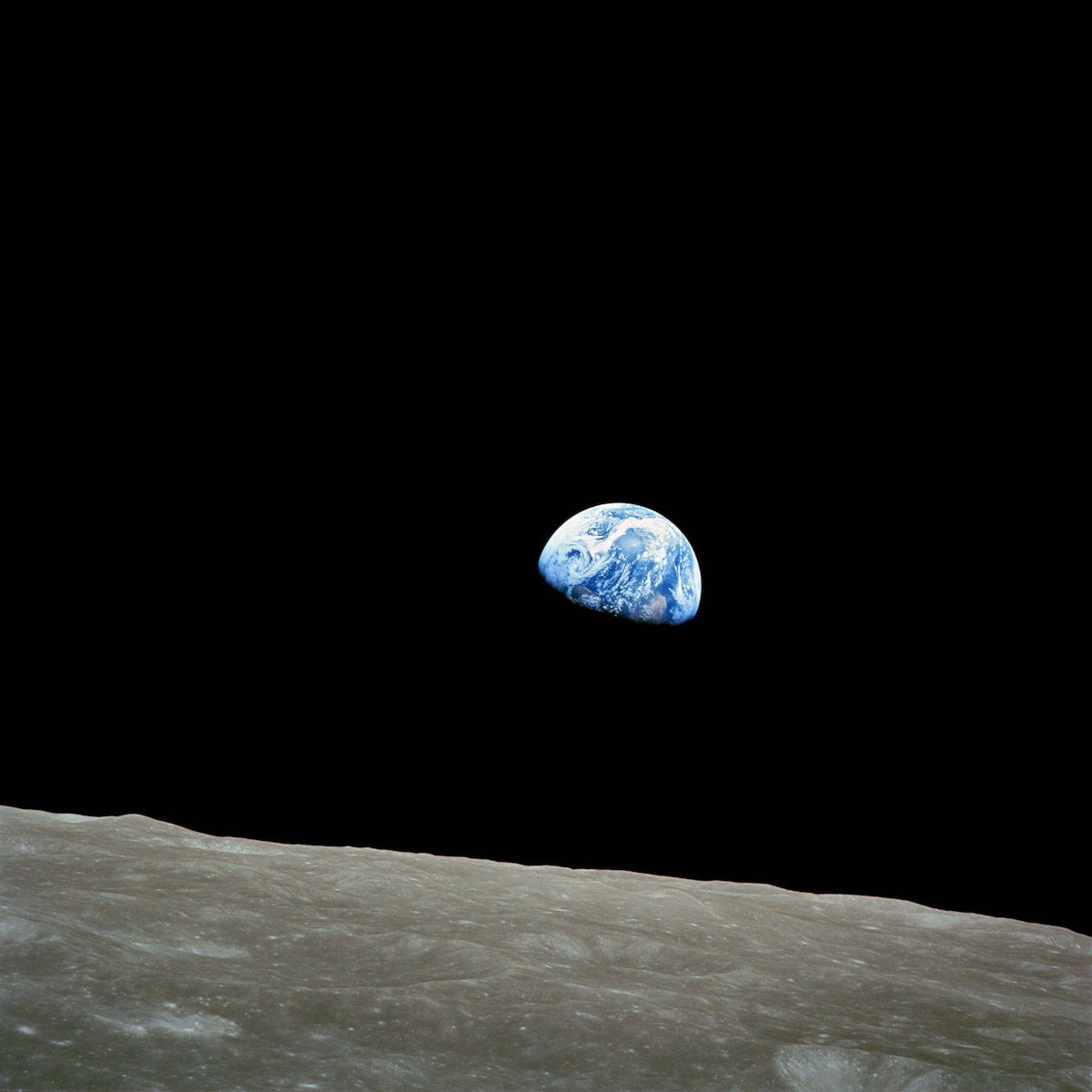 Planet Watch : Earthrise : A New Human Perspective